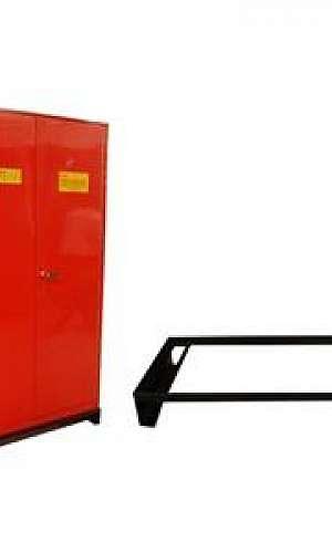 Base para armário corta fogo standard e gabinete