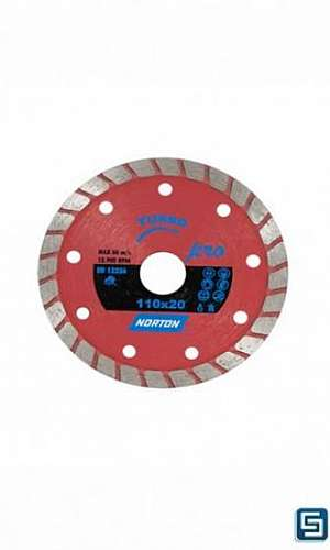 Disco de corte diamantado