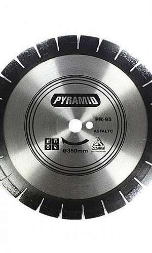 Disco diamantado para cortar asfalto
