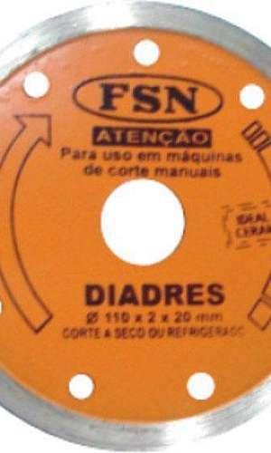 Fábrica de discos diamantados