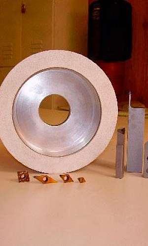 Fábrica de rebolo diamantado