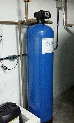 Filtro central 1000 litros