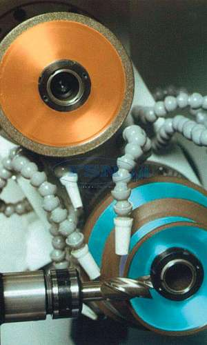 Rebolo diamantado turbo