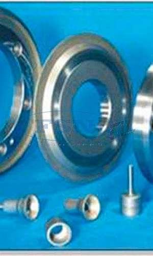 Rebolo para desbaste de metal duro